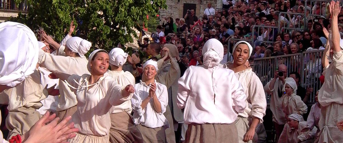 Enjoy Medieval Village Fairs